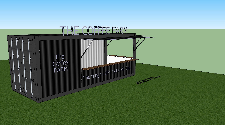 Thiết kế và thi công các công trình container