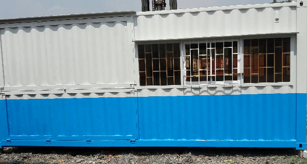 Container shop 8