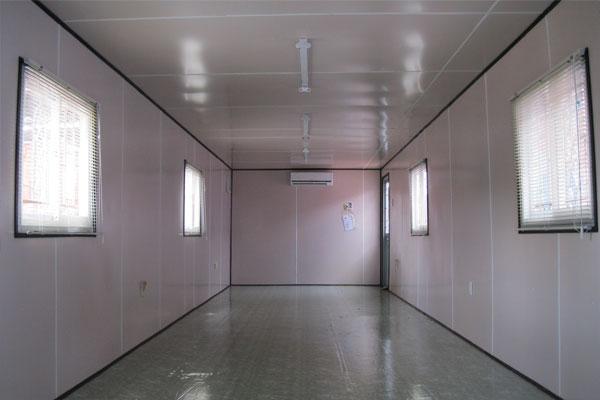 Nội thất cont văn phòng 40 feet